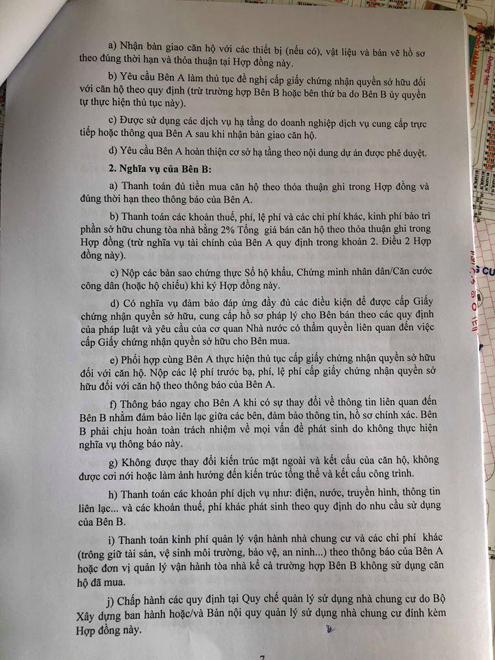 Trang 07- Hợp đồng mua bán căn hộ chung cư b2.1 hh03 thanh hà