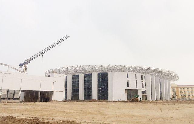 Tổ hợp sân vận động,bể bơi bốn mùa lớn nhất khu vực Tây Nam Hà Nội, tổ hợp sân bóng đá mini sẽ đưa vào hoạt động ngày 30/4/2019.