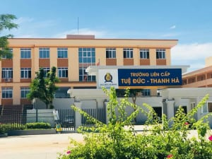 Trường Học Liên Cấp Tuệ Đức Thanh Hà