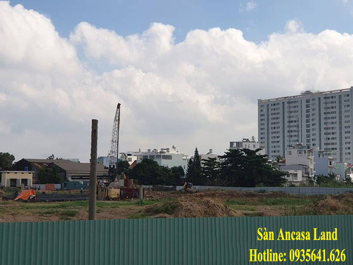 Tiến độ xây dựng chung cư mường thanh gò vấp ngày 24/04/2019-2