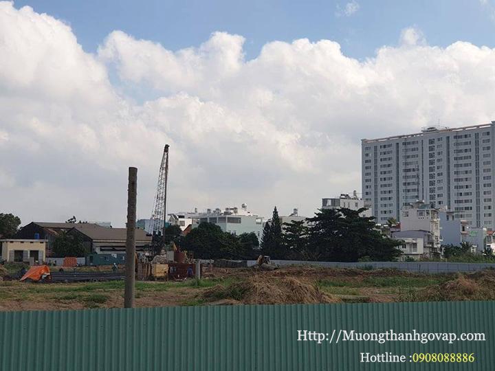 Tiến độ xây dựng chung cư mường thanh gò vấp ngày 24/04/2019-3