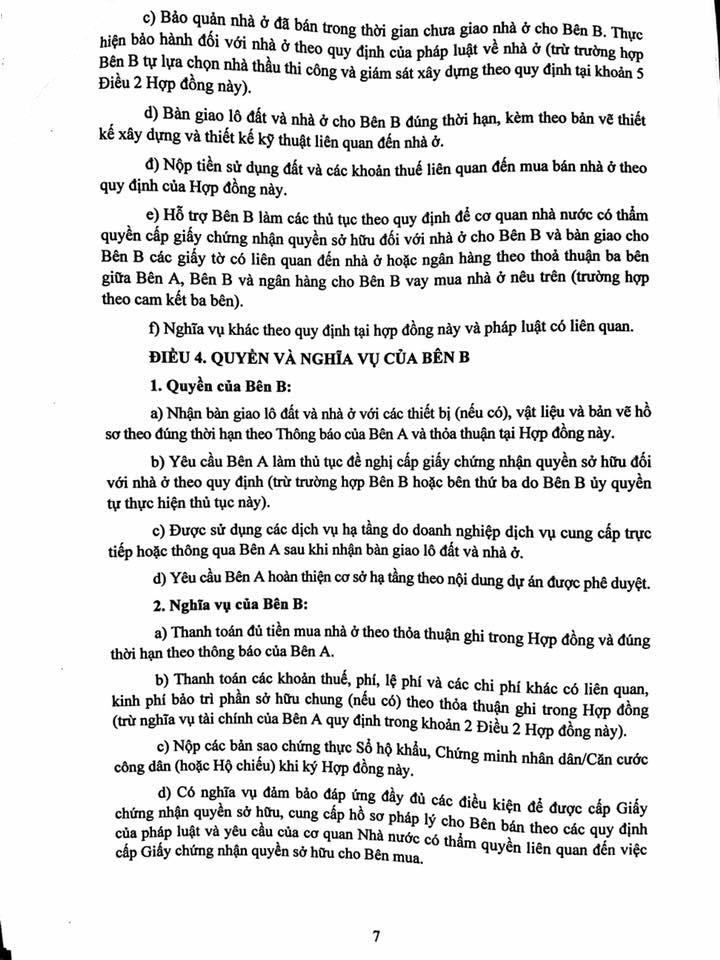Trang 07- Hợp đồng liền kề thanh hà mường thanh cienco 5 land