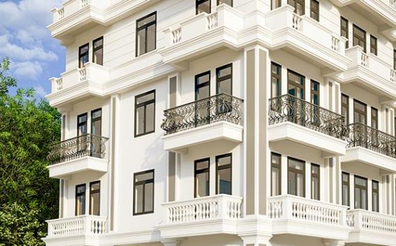 Biệt Thự Hoa Đào - Phú Diễn Land