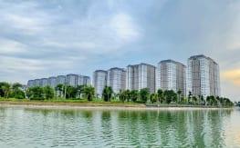 Chung Cư Thanh Hà Cienco 5 View Hồ