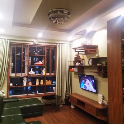 căn hộ 1728 chung cư b1.3 hh03 Thanh Hà