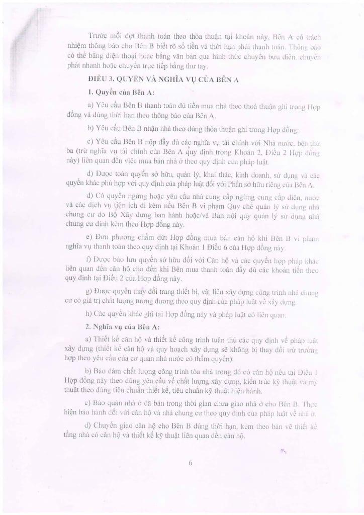 Trang 06 - Mẫu hợp đồng Chung Cư B1.4 HH01 Thanh Hà Cienco 5
