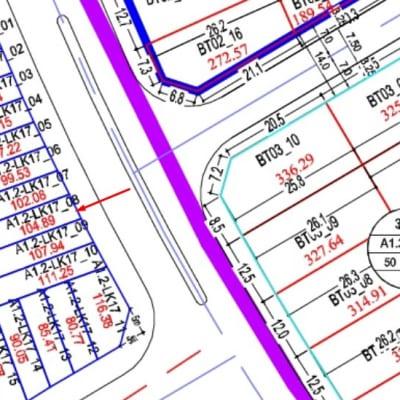 bán ô đất nền A1.2-LK17-ô số 8 Khu đô thị Thanh Hà Cienco 5