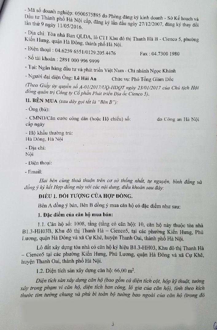 Trang 03 - Mẫu hợp dồng mua bán chung cư B1.3 HH03 Thanh Hà Cienco 5