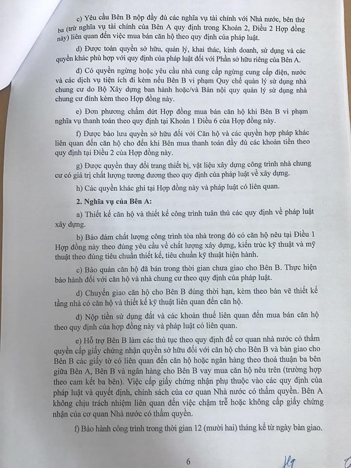 Trang 06 - Mẫu hợp đồng căn hộ Penthouse Thanh Hà Cienco 5