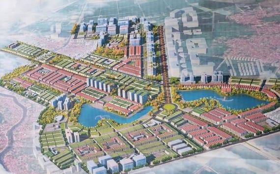 Khu đô thị Thanh Hà Cienco 5