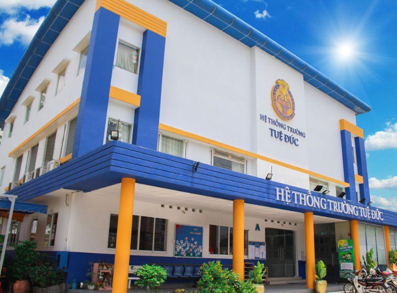 Trường Liên cấp Xanh Tuệ Đức Thanh Hà - Khu đô thị Thanh Hà Hà Đông