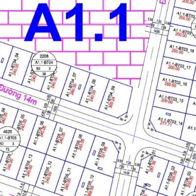 Chính Chủ Bán gấp biệt thự Thanh Hà Cienco 5 đường 14m A1.1 - BT04 - ô số 2