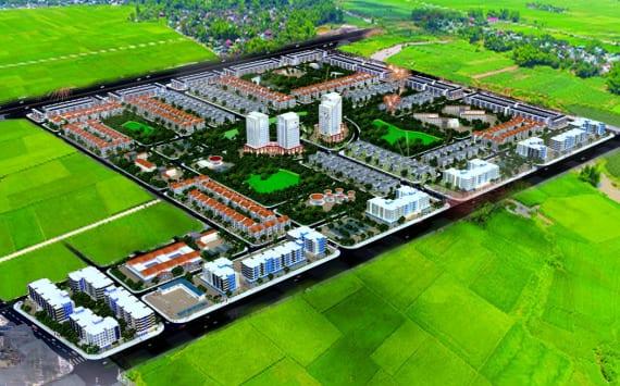 Khu đô thị Mới Thanh Lâm - Đại Thịnh 2