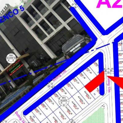 bán biệt thự Thanh Hà A2.2 - BT01 - ô số 11