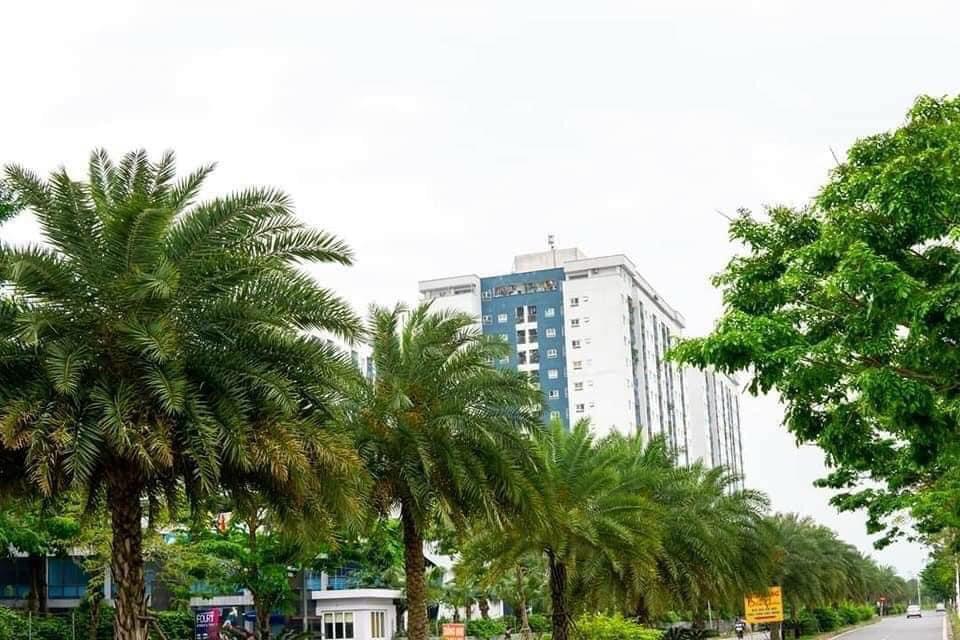 Hình ảnh đẹp tại dự án khu đô thị Thanh Hà