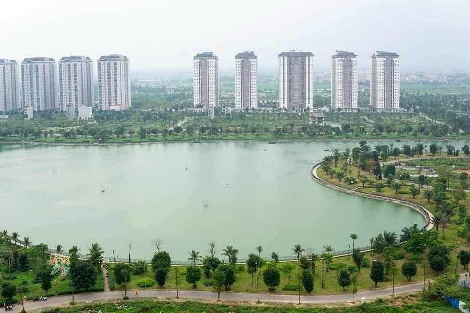 Vị trí biệt thự view hồ Thanh Hà Cienco 5