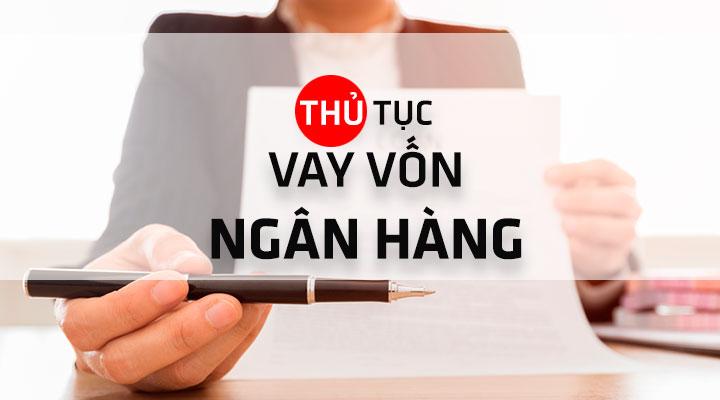 Thủ tục giấy tờ vay vốn ngân hàng shophouse Thanh Hà
