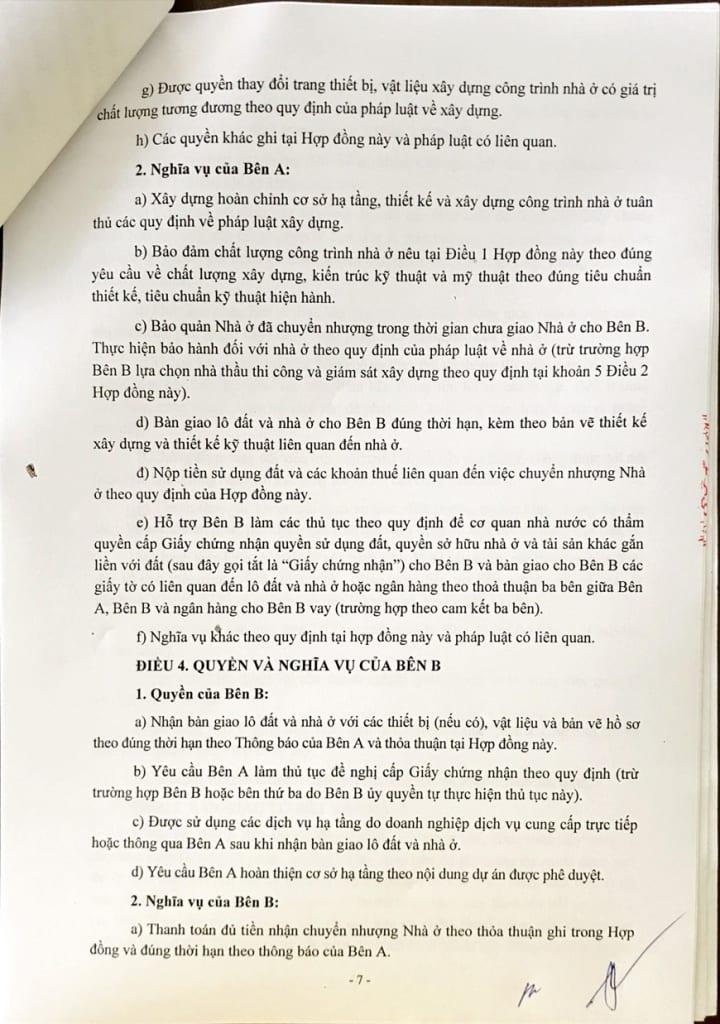 Trang 7 - Hợp đồng Mua bán Shophouse Thanh Hà Cienco 5