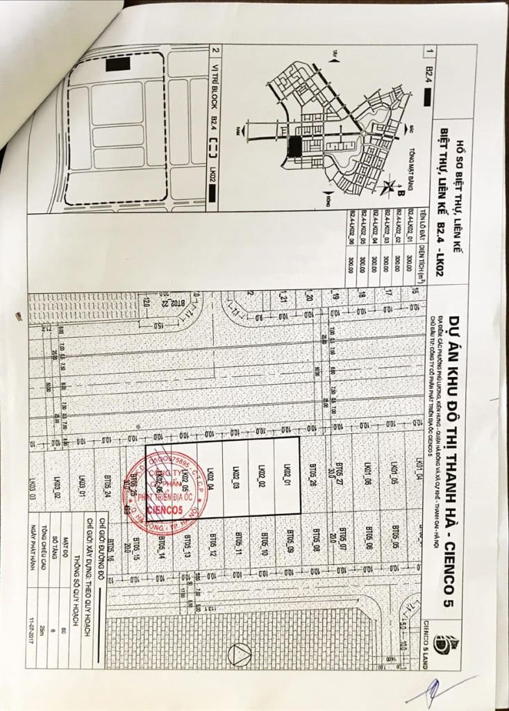 Trang 14 - Hợp đồng Mua bán Shophouse Thanh Hà Cienco 5