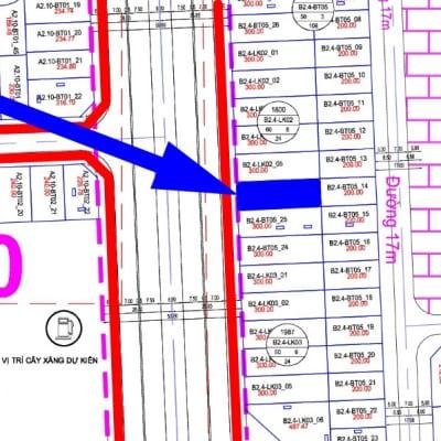 Bán Shophouse Thanh Hà Cienco 5 B2.4 - LK02 - Ô số 6